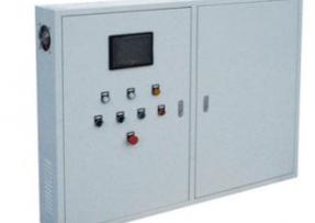 PLC机组控制箱